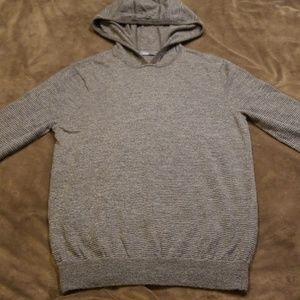Vince Merino Wool Hoody/Hooded Sweater